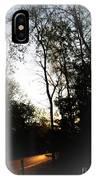 Morning Walk IPhone X Case