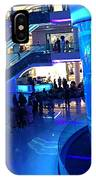 Morocco Mall Blue IPhone Case