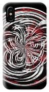 Morphed Art Globe 15 IPhone Case