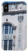 Morris Performing Arts -- South Bend Indiana IPhone Case