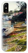 Morro Bay IPhone Case
