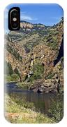 Morrow Point Reservoir IPhone Case