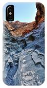 Mosaic Canyon In Death Valley IPhone Case