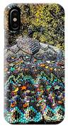 Mosaic Fly IPhone Case