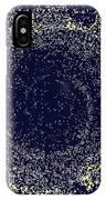 Mosaic Galaxy Midnight Blue IPhone Case