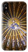 Mosaic Of Christ Pantocrator IPhone Case