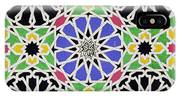 Mosaic Ornament In The South Side Of The Court Of The Lions IPhone Case