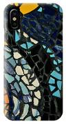 Mosaic Pattern On Wall IPhone Case