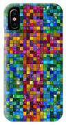 Mosaic Tile Cross IPhone Case
