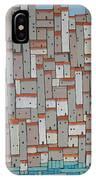 Mosaic Village 3 IPhone Case
