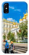 Moscow Kremlin Tour - 52 Of 70 IPhone Case