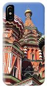 Moscow13 IPhone Case