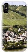 Mosel Wine Village IPhone Case