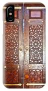 Mosque Doors 03 IPhone Case