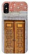 Mosque Doors 05 IPhone Case