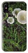 Moss And Fungi IPhone Case