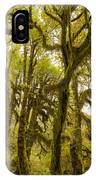 Moss-covered Maple Grove IPhone Case