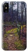 Moss Covered Path IPhone Case