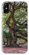 Moss Draped Limbs IPhone Case