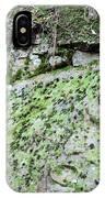 Moss Rock IPhone Case
