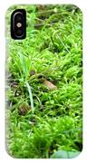 Mossy Bed IPhone Case