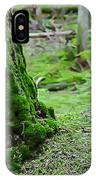 Mossy Endevor IPhone Case