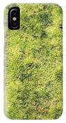Mossy Grass IPhone Case