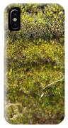 Mossy Green IPhone Case