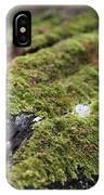Mossy Log IPhone Case