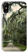 Mossy Oaks IPhone Case