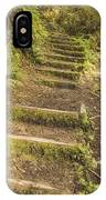 Mossy Path IPhone Case