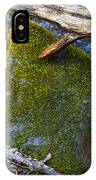 Mossy Rock IPhone Case