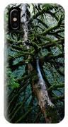 Mossy Tree IPhone Case