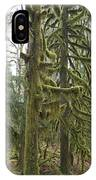 Mossy Trees IPhone X Case