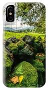 Mossy Wall IPhone Case