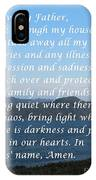 Most Powerful Prayer With Ocean View IPhone Case
