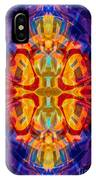 Mother Of Eternity Abstract Living Artwork IPhone Case