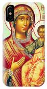 Mother Of Jesus IPhone Case