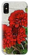 Motif Japonica No. 7 IPhone Case