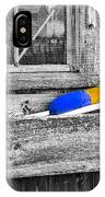 Motif Number One Sunrise Reflections Bw IPhone Case