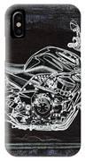 Moto Art 41 IPhone Case