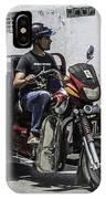 Motorbike Marocco IPhone X Case