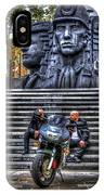 Motorcycle Rally 4 IPhone Case