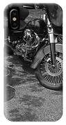 Motorcycles IPhone Case