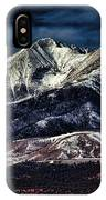 Mount Blanca IPhone Case