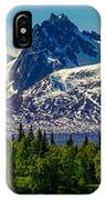 Mount Foraker IPhone Case