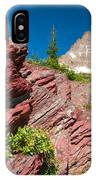 Mount Wilbur IPhone Case