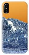 Mountain Abstract  IPhone Case