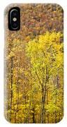 Mountain Autumn IPhone Case