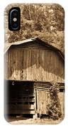 Mountain Barn 1 IPhone Case